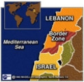 Conflict between Lebanon and Israel