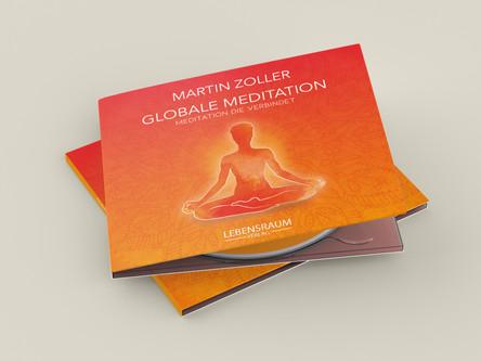 Schon bald, zwei neue Meditation CDs von mir im Handel!
