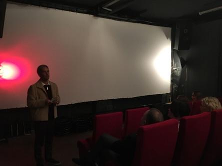 Erfolgreicher Kinoabend mit meinem Ayahuasca Film in Basel!
