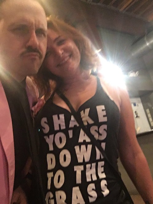 """Shake Yo' Ass"" Ladies Tank"