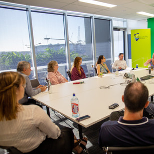 CQu Roundtable with Leanne Kemp