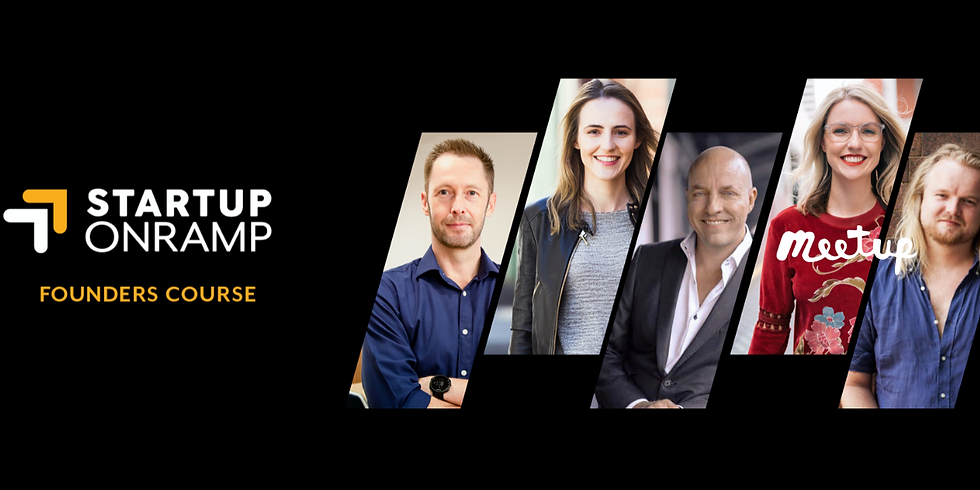Startup Onramp Information Session with Colin Kinner