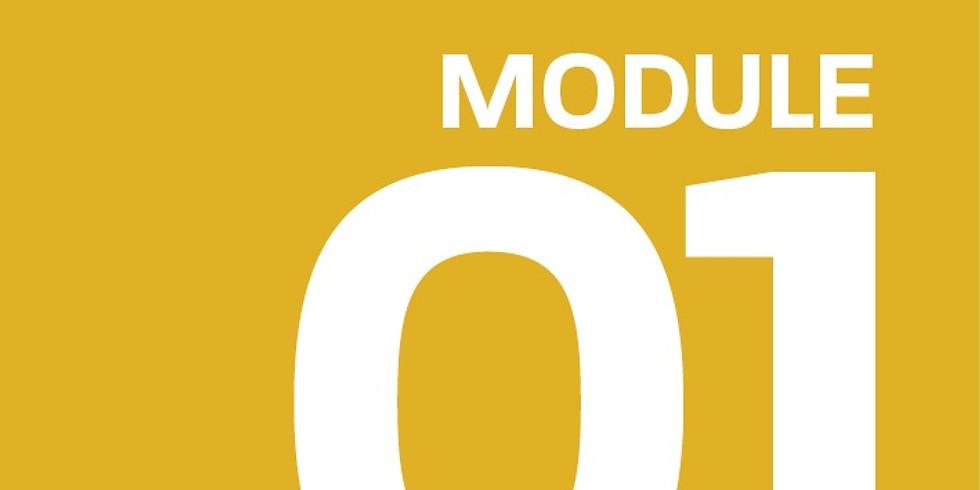 Module 01: Startup Basics