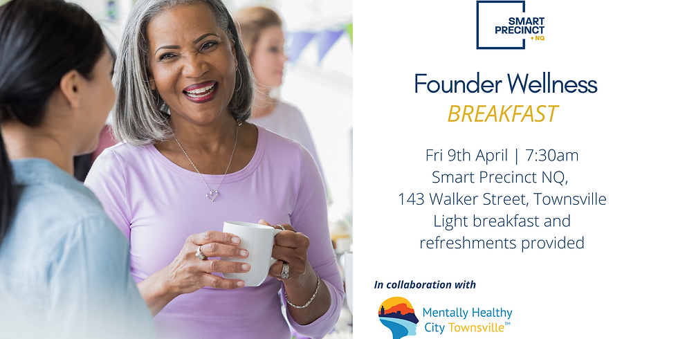 Founder Wellness Breakfast