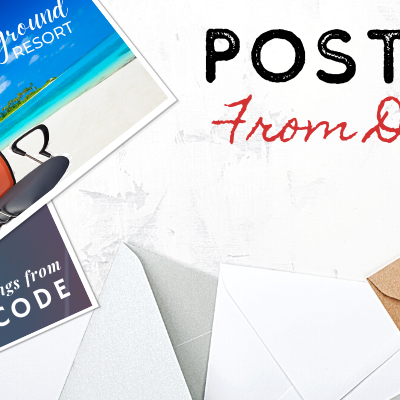 DevNQ - Postcards from Developers COVID-19 Edition