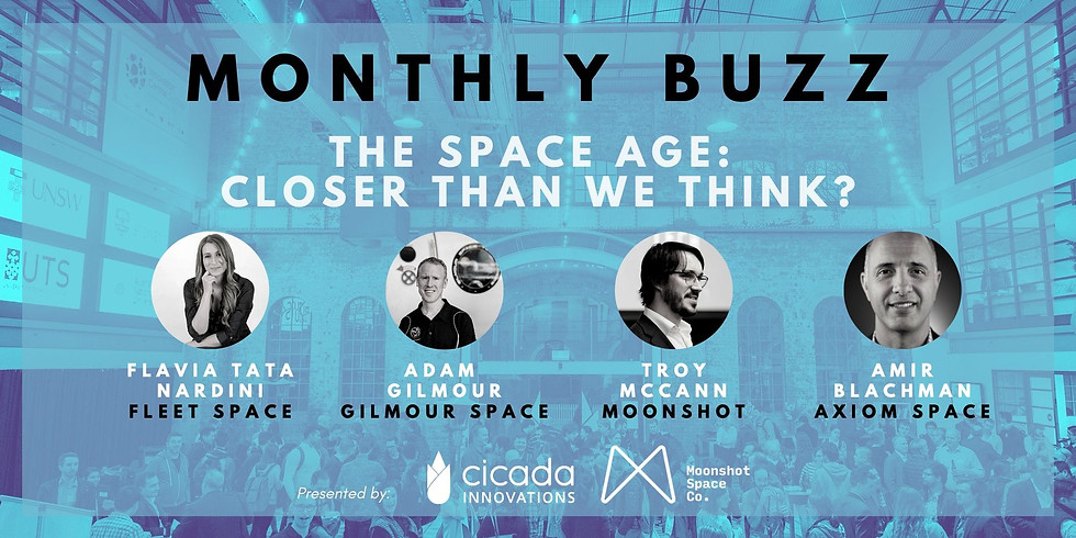 MONTHLY BUZZ - The Space Age: Closer Than We Think?