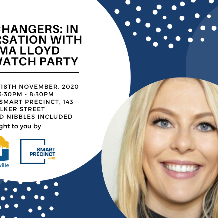 Game Changers: in conversation with Gemma Lloyd | SPNQ Watch Party