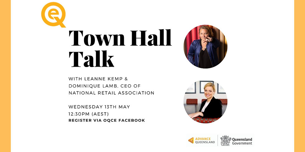 Office of the Chief Entrepreneur - Town Hall Talk with the CEO of the National Retail Association