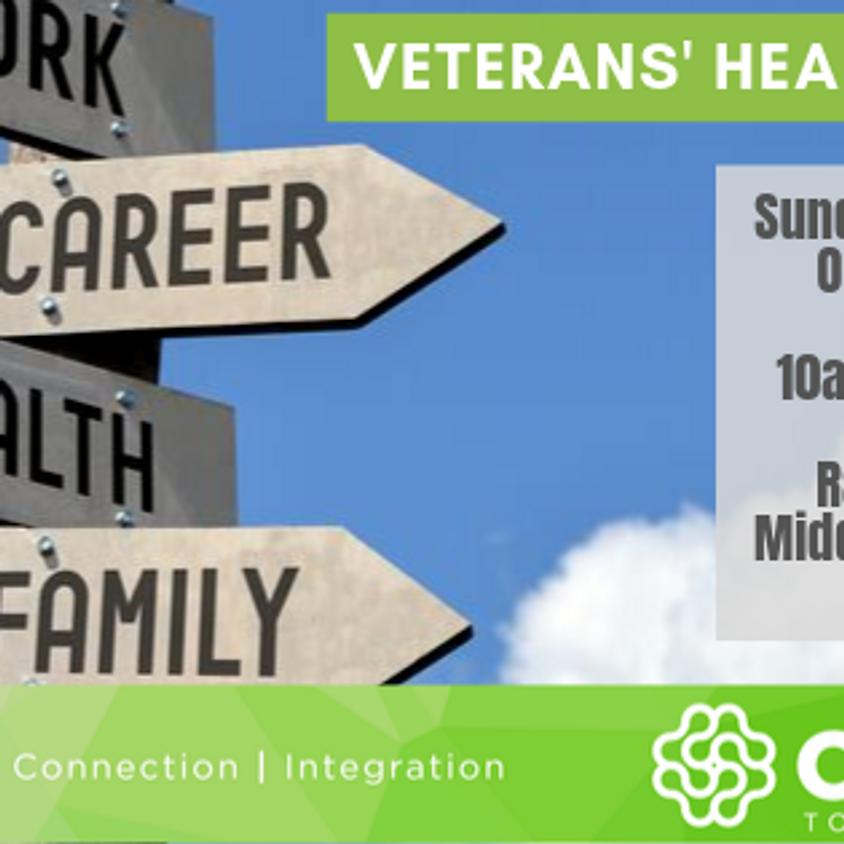 The Oasis Townsville - Veteran Health Week Event