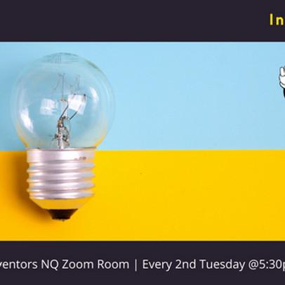 NQ Inventors Meetup (Online)