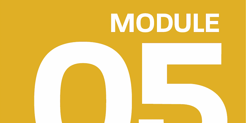 Module 05: Validating your Startup Idea