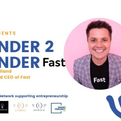 Founder2Founder | Domm Holland (Fast)