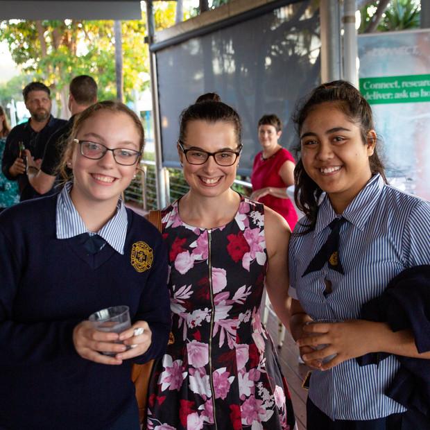 St Pats Students