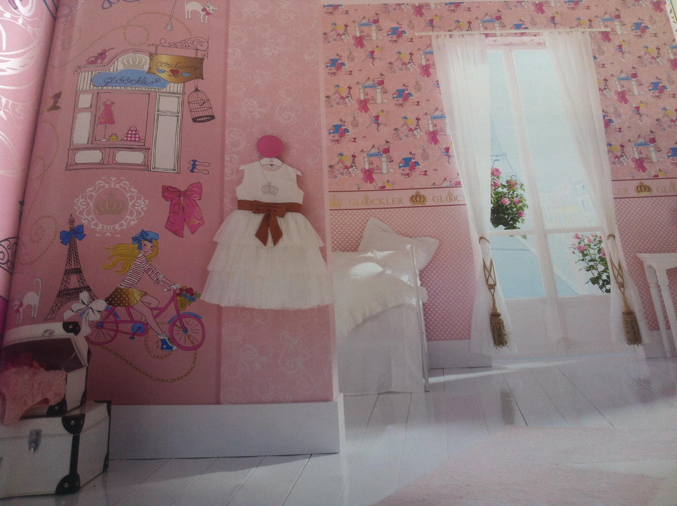 קטלוג טפטים לחדרי ילדים
