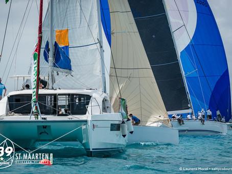 St. Maarten Heineken Regatta -  Race Report - Day 3