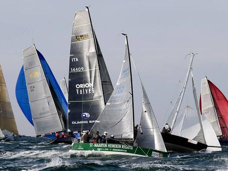 St Maarten Heineken Regatta European racing tour