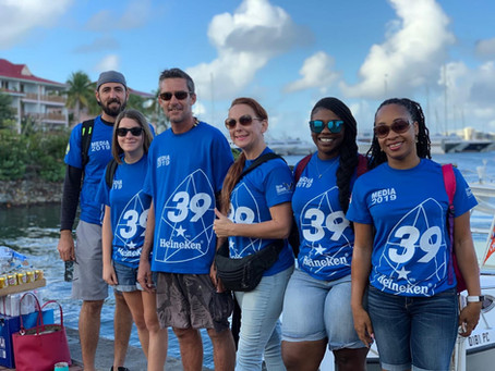 Join our team for the 40th St. Maarten Heineken Regatta!