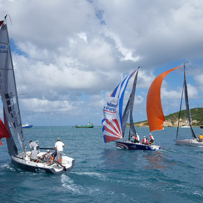 16th La Course de L'Alliance, sponsored by IGY Marinas, taking place on December 6 – 8, 2019