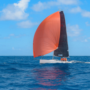 Team Wanna B overall winner of the 16th La Course de L'Alliance sponsored by IGY Marinas!