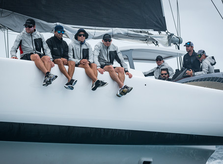 The Aussies Ruled! The 53-foot Trimaran Finn Takes Top Prize in Wild Second Edition of the CMC