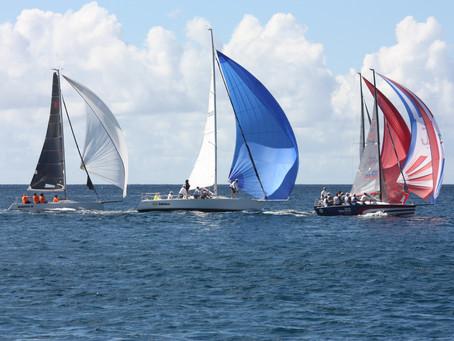 Island Water World wins La Course de L'Alliance 2019.