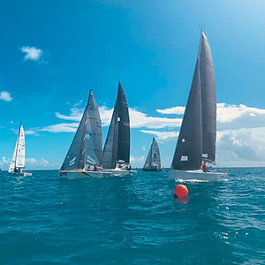 Grant Thornton Keelboat Race Day 1