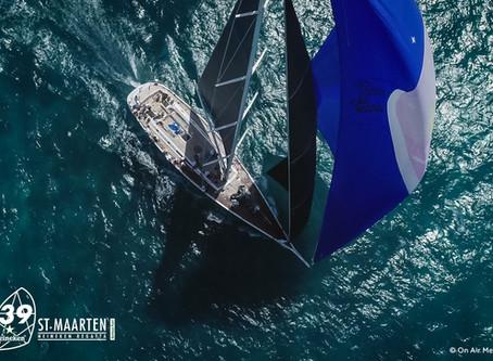 Legendary wrap up night for 39th St. Maarten Heineken Regatta