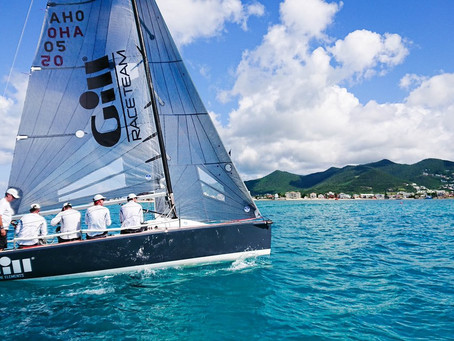 15th La Course de L'Alliance showcases comeback of local sailing fleet