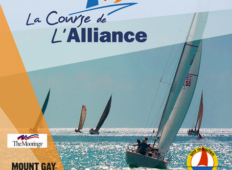 16th La Course de L'Alliance, sponsored by IGY Marinas, rescheduled for December 6-8, 2019