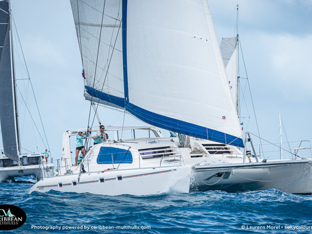 The 3rd Annual Caribbean Multihull Challenge set to kick off the Caribbean Racing season 6 & 7 Feb