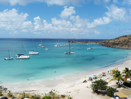 Sint Maarten Yacht Club's first Simpson Bay to Friar's Bay Race much appreciated by 13 competitors