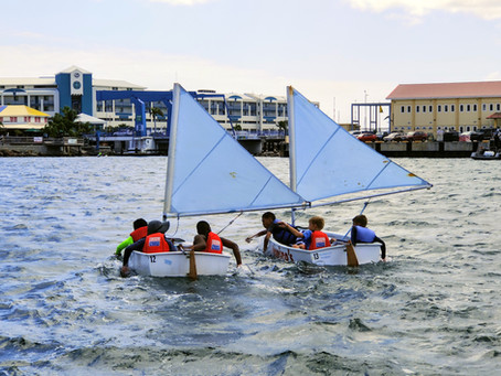 Very successful season for the primary school sailing program at the SMYC Sailing School!