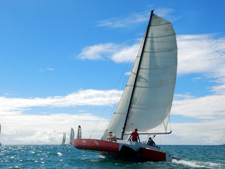 A Caribbean Treasure, the Trimaran Tryst to Celebrate 50th Birthday at 2019 Caribbean Multihull C