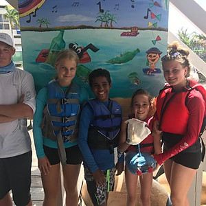 Sailing Summer Camp week 7 & 8