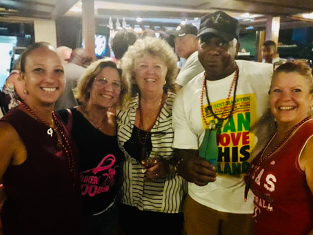 Chili Cook Off at the Sint Maarten Yacht Club