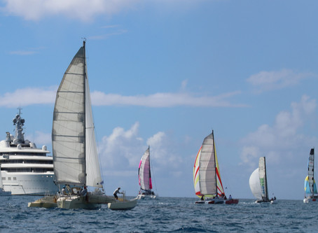 Looking Back and Looking Ahead: Lessons Learned from the First Annual Caribbean Multihull Challenge