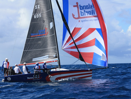Team Island Water World overall winner of special edition of La Course de L'Alliance 2020
