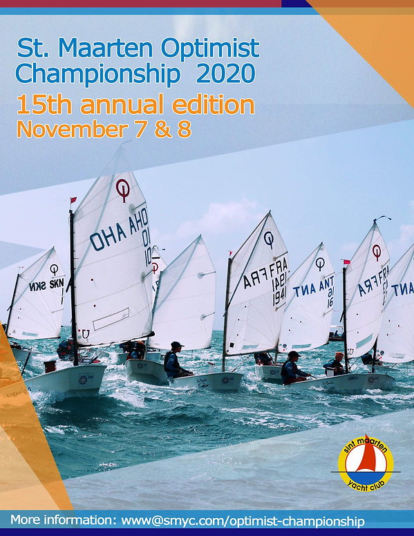 Optimist Championship 2020 Poster FINAL.