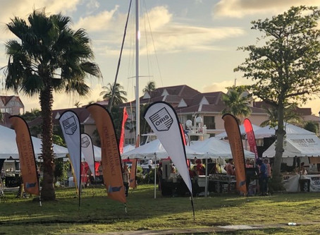 Multihull Racing in the Caribbean : The CMC leads the way!