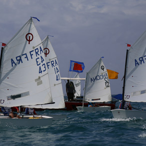 Sol continues sponsorship of St. Maarten Optimist Championship 2021 taking place October 30 & 31.
