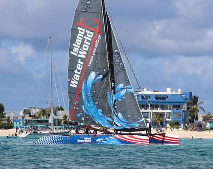 3rd Annual Caribbean Multihull Challenge Shapes Up