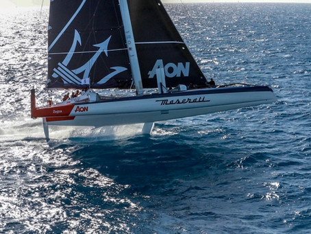 A Head-to-Head Battle of Grand Prix MOD 70 Trimarans to Highlight 2020 Caribbean Multihull Challenge