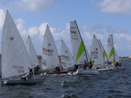 Grant Thornton Multi Class Regatta to kick off this upcoming weekend.