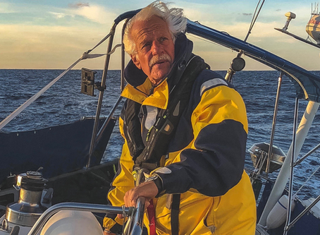 Caribbean Multihull Challenge's Steve Burzon Brings Passion to His Calling