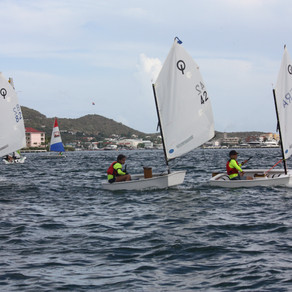 The Sint Maarten Yacht Club saw 24 teams participate in 7th edition of the 2021 Bart's Bash
