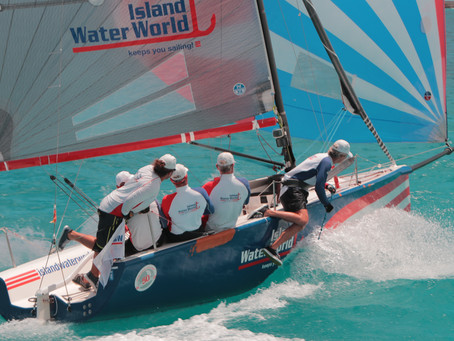 Prize-giving Keelboat Series