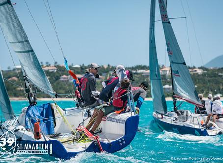 St. Maarten Heineken Regatta -  Race Report - Day 2