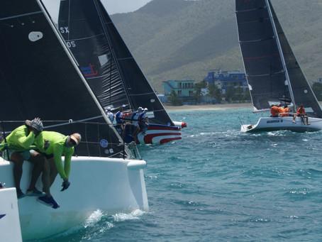 Carib Marine Regatta brings back racing to Philipsburg