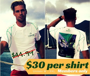 Regatta Merchandise available at reduced rate for Members