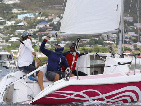 June 5th 2021 - Season Finale SMYC Dingy sailing